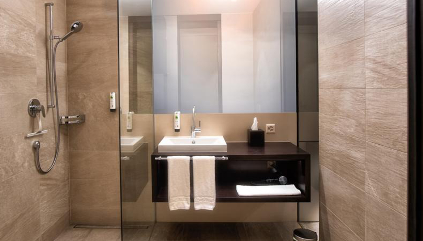arredamento contract Hotel B- Smart Bendern, Liechtenstein Italia your team aradeo