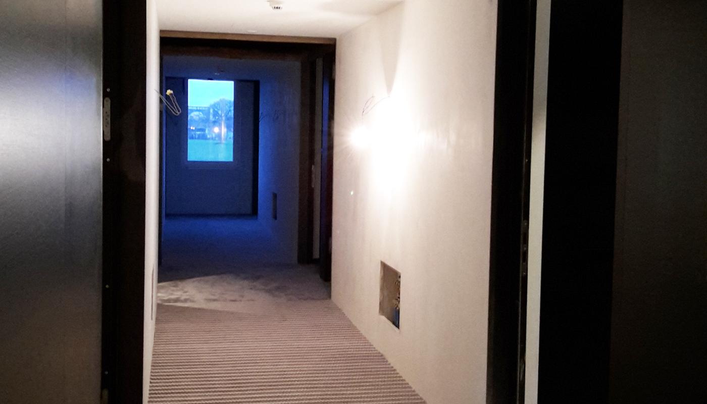 arredamento contract Hotel B- Smart Bendern, Liechtenstein Italia your team aradeo