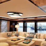 arredamento yacht di lusso